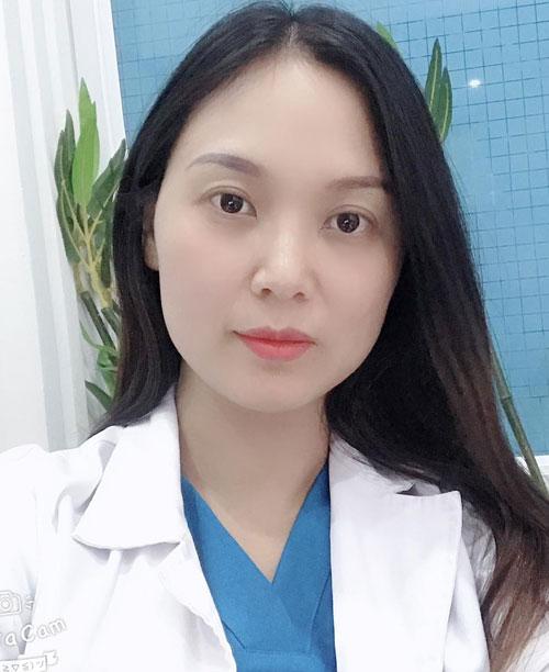 Thạc sĩ Bác sĩ Hồ Thị Thanh Thủy