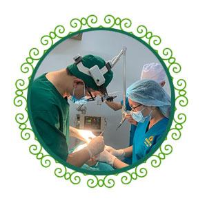 Đội ngũ bác sĩ chuyên gia đầu ngành
